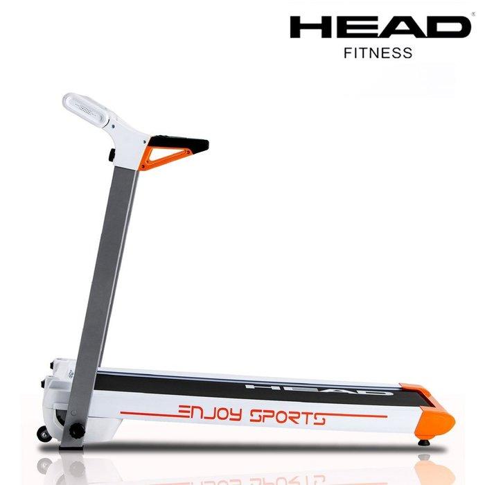 HEAD 小橘2代智能電動跑步機 H-T190 免組裝 好收納 不佔空間 電跑 健走機 慢跑機 好吉康