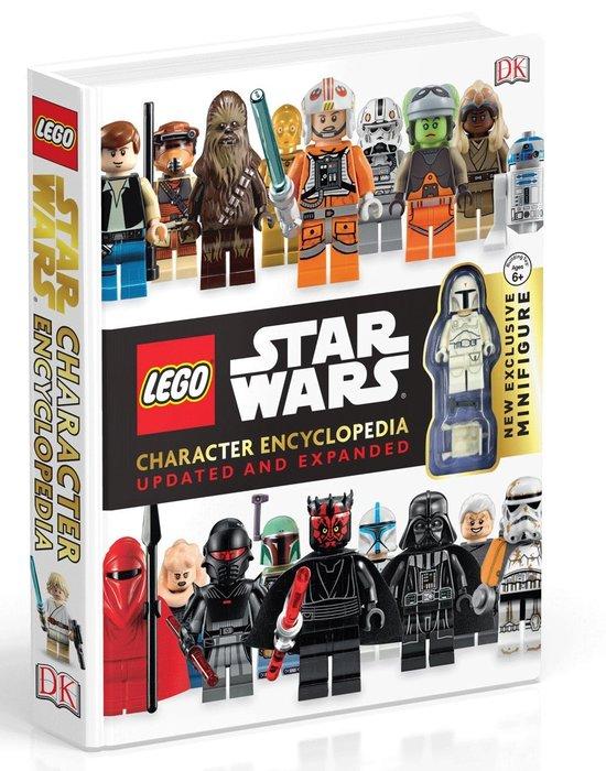 現貨【LEGO 樂高】全新美國正品 / 星際大戰Star wars: 280頁人物百科全書 含人偶:賞金獵人 波巴費特