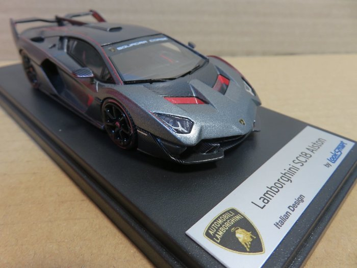 =Mr. MONK= Looksmart Lamborghini SC 18 Aston