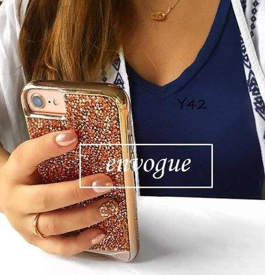 Case-Mate水鑽珍珠iphone殼 i6/plus 7/7plus閃閃發亮Brilliance 閃耀水鑽雙層