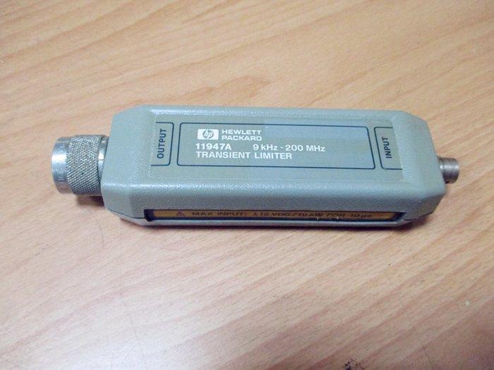 康榮科技二手儀器領導廠商HP 11947A Transient Limiter w/High-Pass Filter
