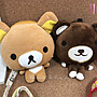 ☆[Hankaro]☆流行可愛小熊造型脖子掛繩零錢...