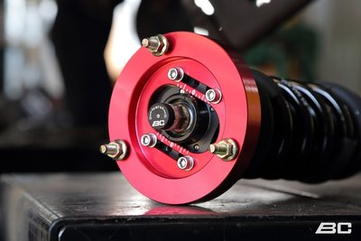 BC避震器 V1街道版 LEXUS IS200T 30段阻尼軟硬、桶身高低可調