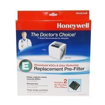 四片798元 (簡易袋包裝, 非彩盒)Honeywell 空氣清靜機CZ除臭濾網 適用於HAP-801APTW 802A