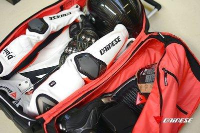 瀧澤部品 Dainese d-adrenaline wheeled bag裝備拖箱 R6 R3 R1M FZ1 ER6