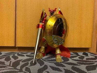中古 日版 Digimon 03 紅蓮騎士獸
