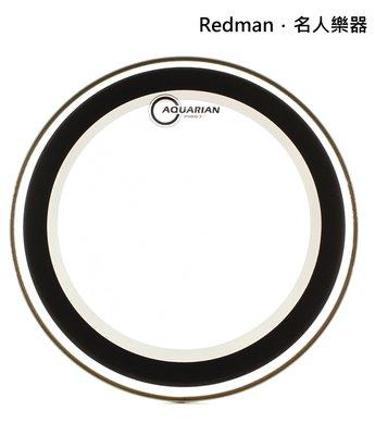 """【名人樂器】AQUARIAN SX-16 鼓皮 Studio-X Clear 16"""" 油面"""
