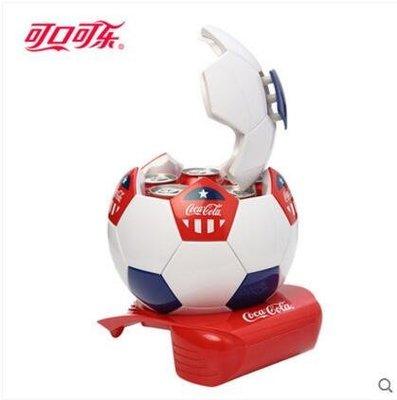 『格倫雅品』世界杯足球型迷妳小冰箱車家兩用學生宿舍小型冷藏箱球迷禮品冰箱