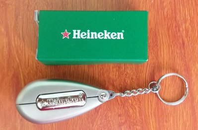 喜力啤酒型格萬用軍刀鎖匙扣