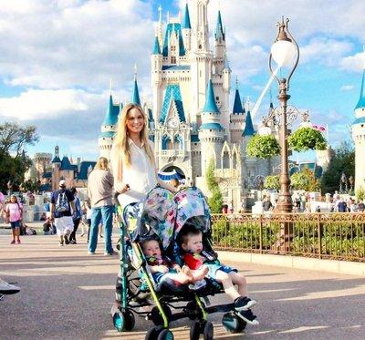 騎士城堡 英國代購 英國品牌Cosatto Supa Dupa go 雙人推車 雙寶 娃娃車 雙人嬰兒車