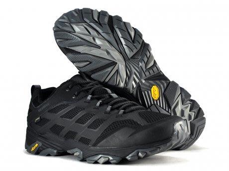 運動GO~ MERRELL 梅洛 登山鞋 健行鞋 Gore-Tex 黃金大底 防水 尺寸8~11 男 J36909
