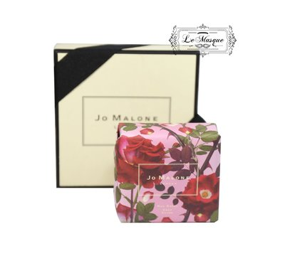 Jo Malone 紅玫瑰 Red Rose 絲滑香皂 100G 全新 限量包裝