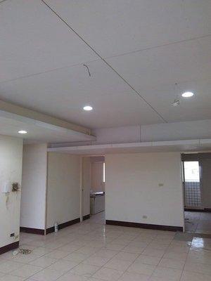 矽酸鈣板/造型天花板3300元起/木工/裝潢/室內設計/矽酸鈣板/台中智聖室內裝修設計有限公司