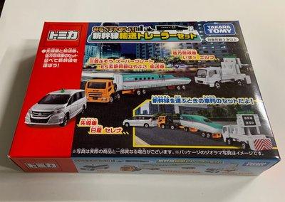 [美]多美 TM新幹線輸送組 399087 適用 收藏 禮物