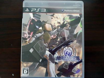 PS3 地球防衛軍4純日版