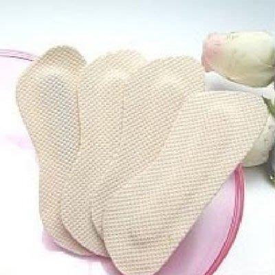 人體工學保護不織布後跟貼/足下護跟護墊 防止鞋磨腳保護貼透氣鞋貼
