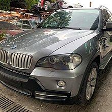 """""""JH汽車〞BMW X5 E70 4.8 二代 寶馬 X5 4.8 零件車 報廢車 外匯車 拆賣!!"""
