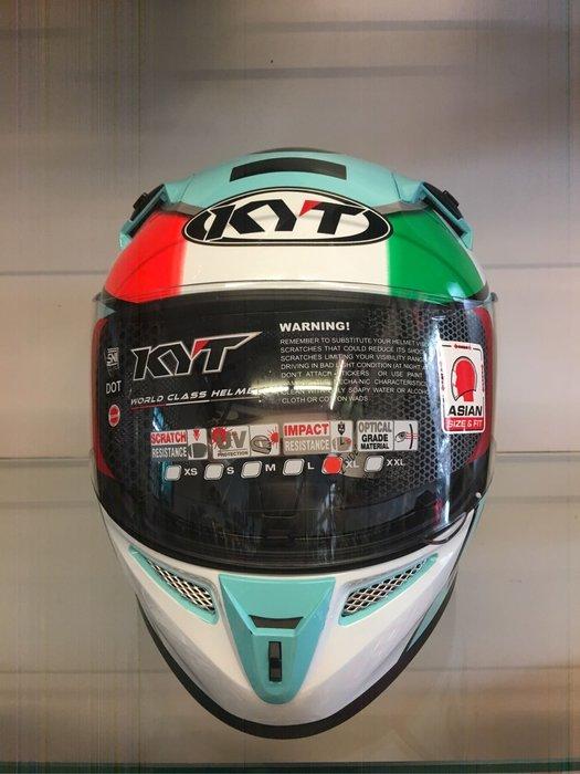 台中大里~moto2 輪館~2018 KYT-K2全罩式安全帽(新帽體)