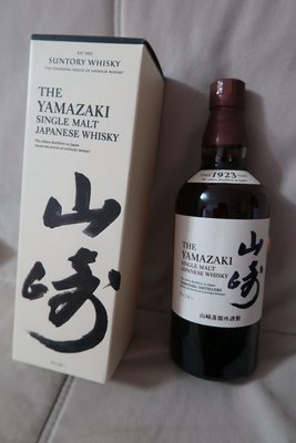 山崎 single malt whisky 日本威士忌 700ml