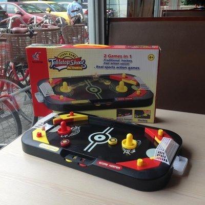 現貨/休閒兒童桌游桌面玩具冰球英式足球益智親子互動游戲男孩生日禮物/海淘吧F56LO 促銷價