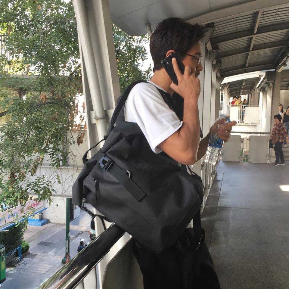 日本StreamTrail最新戶外防水包TPU系列Kozu雙肩背包(pu防水塗層加高周波,減輕背包重量防水不變)