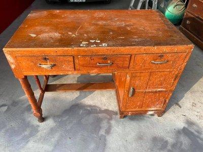 阿公的舊情人 # 早期 檜木 書桌