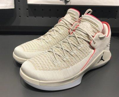 【RS只賣正品】NIKE AIR JORDAN 32 LOW PF 卡其 編織 籃球鞋 AH3347-004