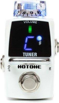 ☆ 唐尼樂器︵☆ Hotone Tuner & Clean Boost 吉他/貝士調音器(TC Polytune 請參考