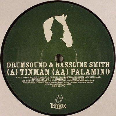 [狗肉貓]_ Drumsound & Bassline Smith _Tinman / Palamino  LP