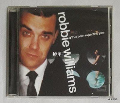 Robbie williams 羅比威廉斯 I′ve been expecting you 眾所期待專輯