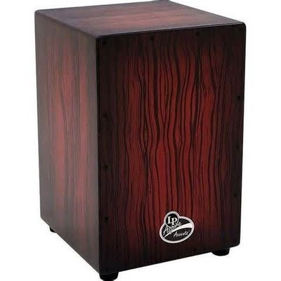 《民風樂府》美國 LP 拉丁打擊樂器 Aspire系列 LPA-1332-DWS 紫紅漸層 Cajon 木箱鼓 接受預訂