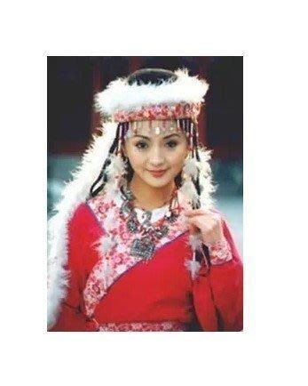 【優上精品】還珠格格之香妃服 古裝服裝含香演出服飾 舞臺服裝批發民族舞蹈演出(Z-P3264)