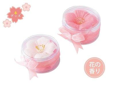 【BC小舖】日本直送 櫻花香氛 紙香皂 居家香氛
