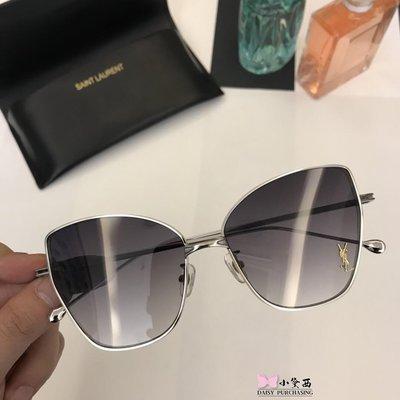 【小黛西歐美代購】YSL yves saint laurent 時尚飛行 夏日商品 太陽眼鏡 顏色1 歐洲代購