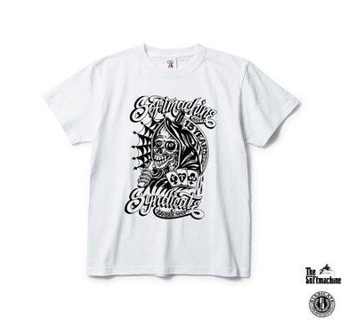 GOODFORIT / 日本Softmachine x Syndicate BRENT Tee十五週年聯名上衣