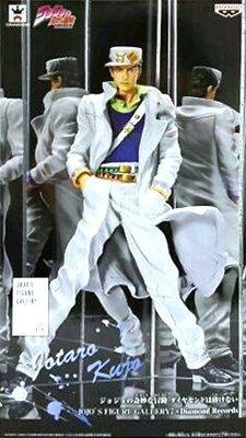 日本正版 景品 JoJo的奇妙冒險 JOJO'S FIGURE GALLERY 7 空條承太郎 普通色 公仔 日本代購