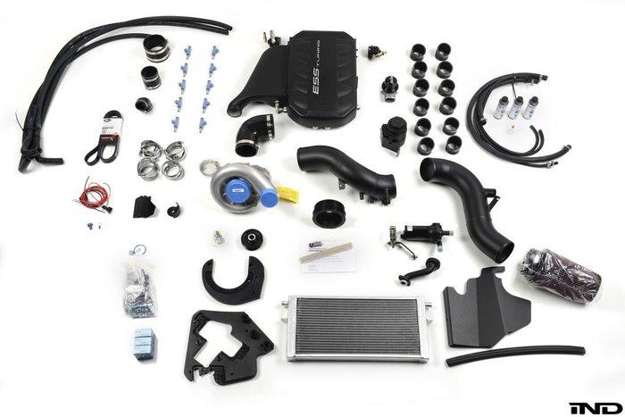 【樂駒】ESS Tuning VT2-650 Superchager BMW E6X M5 M6 S85 改裝 套件