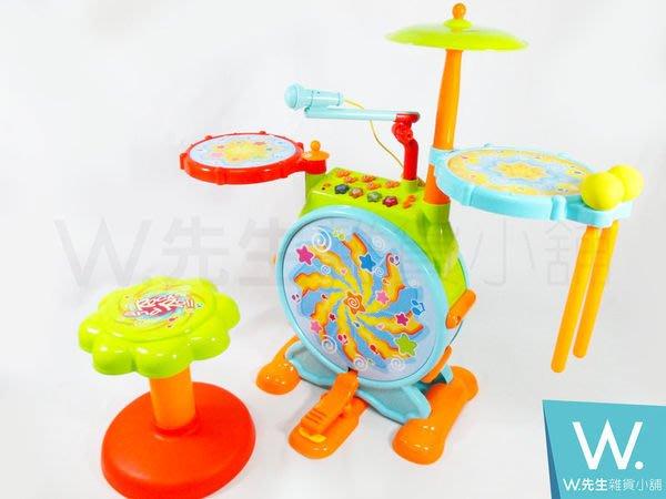 【W先生】匯樂/電子爵士鼓/兒童爵士鼓/電子鼓/拍拍鼓/敲敲鼓/JAZZ/玩具鼓/匯樂爵士鼓