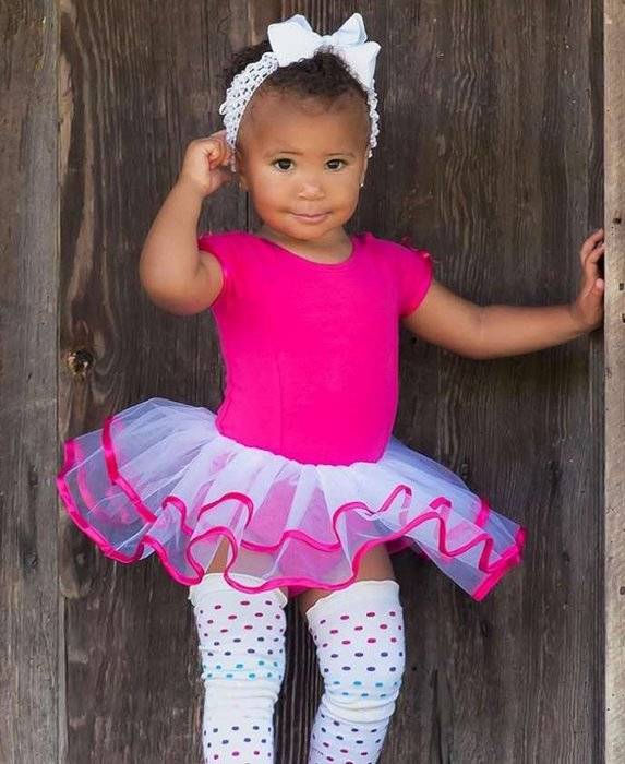 ❤Shopaholic❤美國Rufflebutts 芭蕾舞伶蓬裙短袖洋裝 桃粉款 現貨