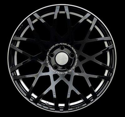 DJD19051364 日本正RAYS VARIANCE V.V.10M 19-20吋 鍛造鋁圈 依當月報價為準