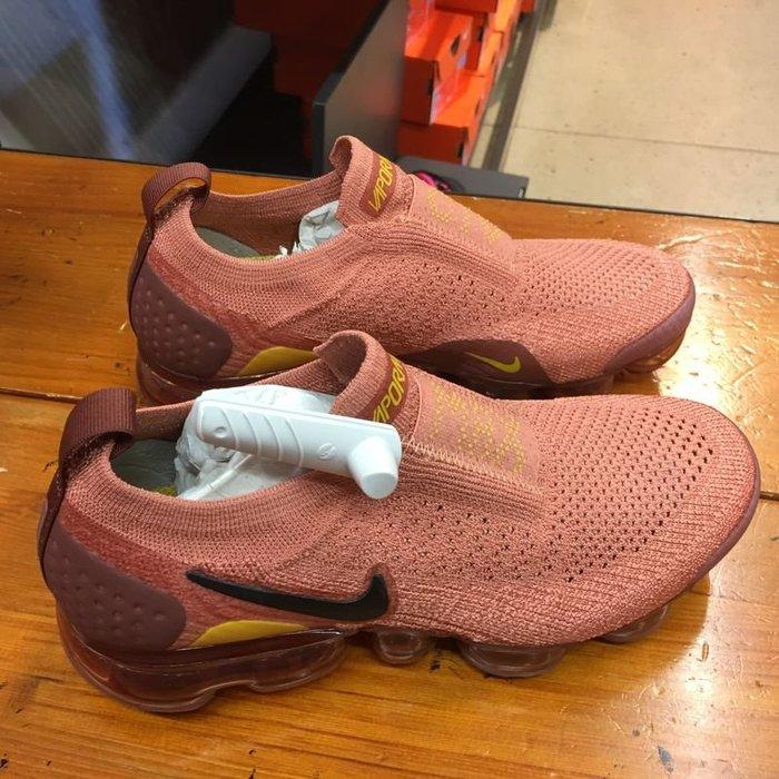 【RS只賣正品】NIKE WOMENS VAPORMAX MOC 2 氣墊 玫紅 AJ6599-201 慢跑鞋