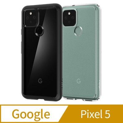 北車 SGP / Spigen Google Pixel 5 Ultra Hybrid 防摔 透明 保護殼 背蓋 背殼