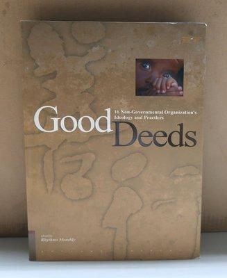 Good Deeds 善行-十六個非政府組織的理念與實踐(英文版)│經典