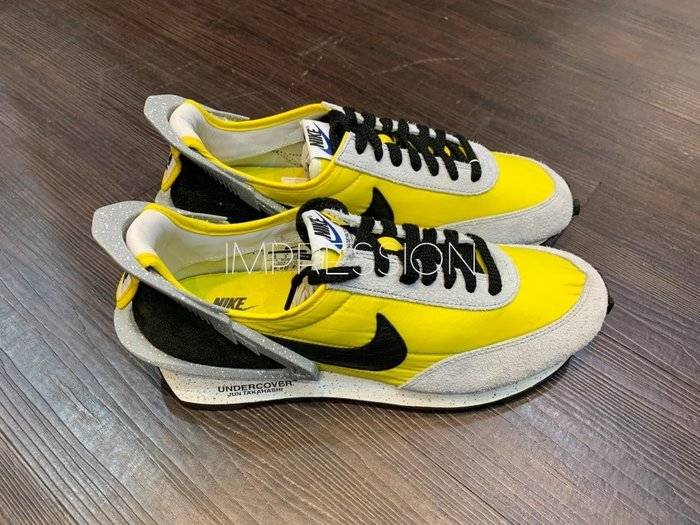 【IMPRESSION】UNDERCOVER x Nike Daybreak In Citron Yellow