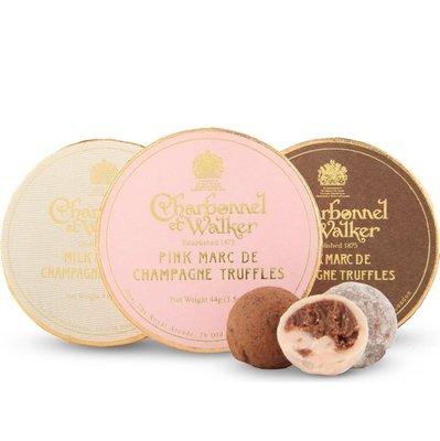 (預購)英國 CHARBONNEL ET WALKER 綜合香檳松露巧克力組合 132g