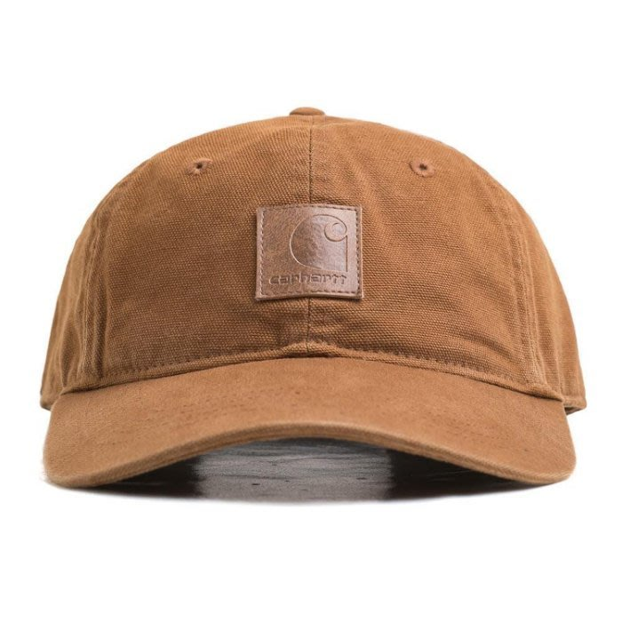 ☆AirRoom☆【現貨】2019SS Carhartt Logo 6-Panel Cap A181051 老帽 貼布