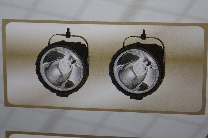 DJD18081744 Spot Light  Plastic Housing 霧燈 (下標前請先確認出貨時間)