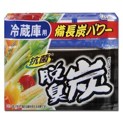 *美麗研究院*日本 愛詩庭 (雞仔牌) 脫臭炭消臭劑 140g - 冷藏室用