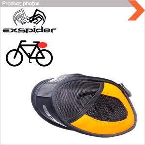 【推薦+】Exspider上管包P244-SB6102卡打車尾包.腳踏車坐墊包.自行車.單車.小折.車袋