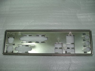 【電腦零件補給站】華碩P5P41T LE 主機板 I/ O彈片 後擋片 後擋板 新北市